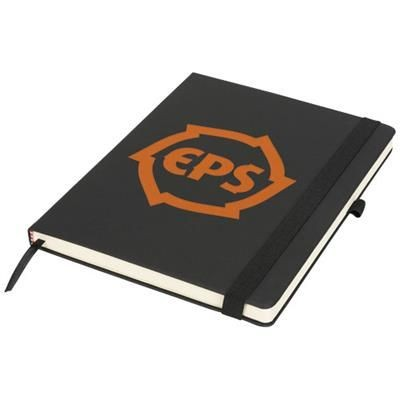 Picture of RIVISTA LARGE NOTE BOOK in Black Solid