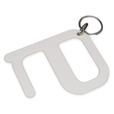 Picture of HYGIENE KEY in White Solid