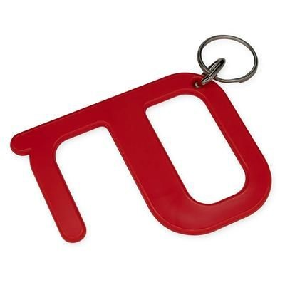 Picture of HYGIENE KEY in Red