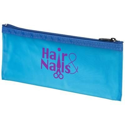 Picture of FABIEN FROST PENCIL CASE in Transparent-blue