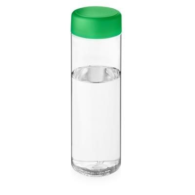 Picture of VIBE SCREW CAP BOTTLE in Transparent & Green