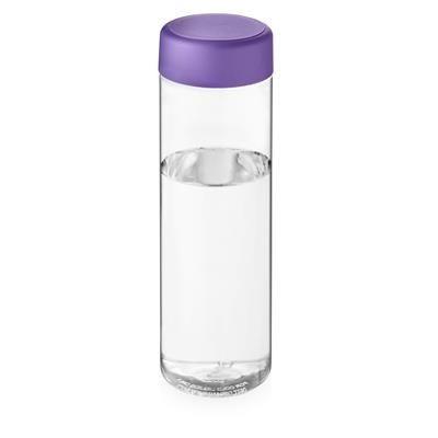 Picture of VIBE SCREW CAP BOTTLE in Transparent & Purple