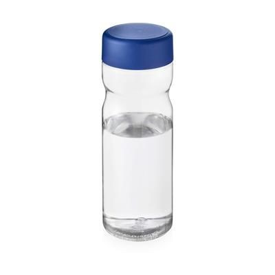 Picture of BASE SCREW CAP BOTTLE in Transparent & Blue