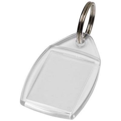 Picture of ACCESS P5 KEYRING CHAIN in Transparent Clear Transparent