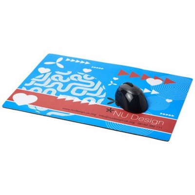Picture of Q-MAT® A4 SIZED COUNTER MAT in Black Solid