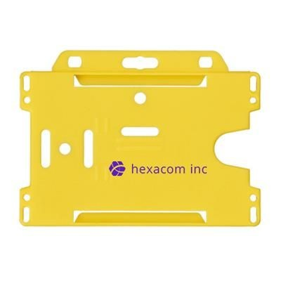 Picture of VEGA PLASTIC CARD HOLDER in Yellow