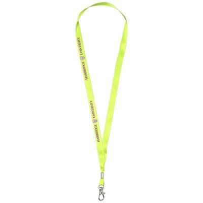 Picture of ORO RIBBON LANYARD in Lime