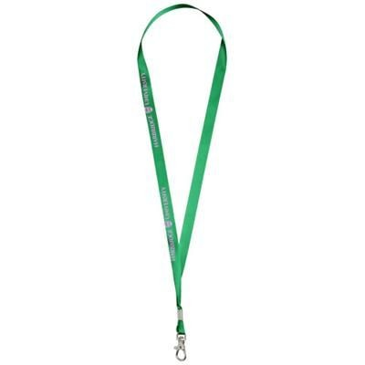 Picture of ORO RIBBON LANYARD in Green