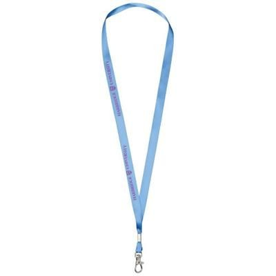 Picture of ORO RIBBON LANYARD in Mid Blue