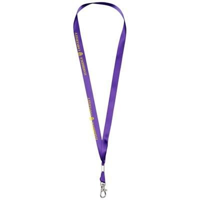 Picture of ORO RIBBON LANYARD in Purple