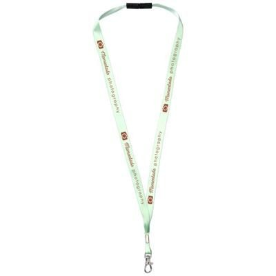 Picture of ORO RIBBON LANYARD with Break-away Closure in Mints