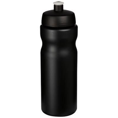 Picture of BASELINE® PLUS 650 ML SPORTS BOTTLE in Black Solid