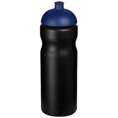 Picture of BASELINE® PLUS 650 ML DOME LID SPORTS BOTTLE in Black Solid-blue