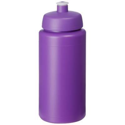 Picture of BASELINE® PLUS GRIP 500 ML SPORTS LID SPORTS BOTTLE in Purple
