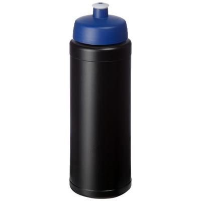 Picture of BASELINE® PLUS GRIP 750 ML SPORTS LID SPORTS BOTTLE in Black Solid-blue