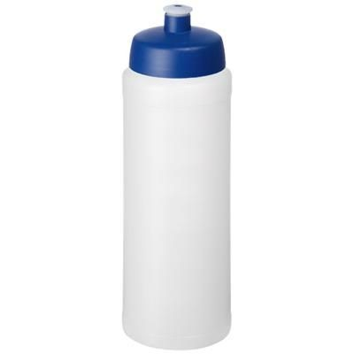 Picture of BASELINE® PLUS GRIP 750 ML SPORTS LID SPORTS BOTTLE in Transparent-blue