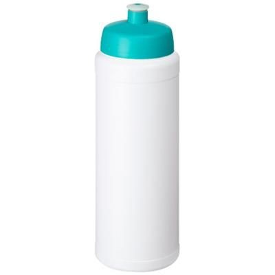 Picture of BASELINE® PLUS 750 ML BOTTLE with Sports Lid in White Solid-aqua