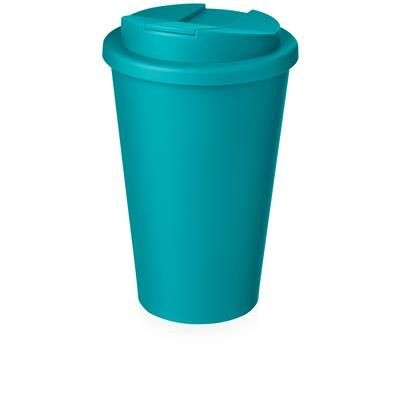 Picture of AMERICANO® 350 ML TUMBLER with Spill-proof Lid in Aqua