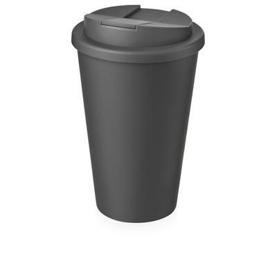 Picture of AMERICANO® 350 ML TUMBLER with Spill-proof Lid in Grey