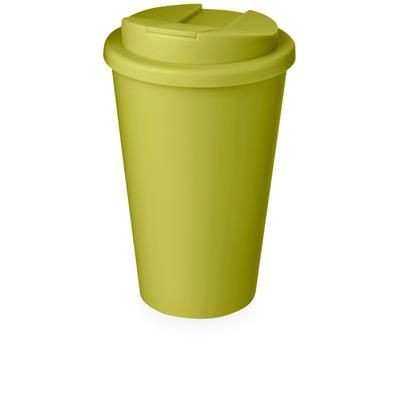 Picture of AMERICANO® 350 ML TUMBLER with Spill-proof Lid in Lime