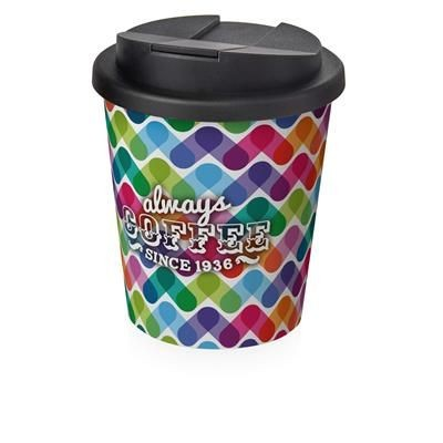 Picture of BRITE-AMERICANO ESPRESSO® 250 ML with Spill-proof Lid in White Solid & Black Solid