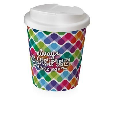 Picture of BRITE-AMERICANO ESPRESSO® 250 ML with Spill-proof Lid in White Solid