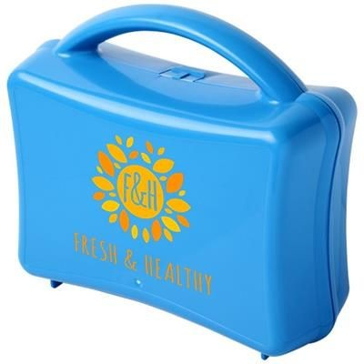 Picture of STUBI JUNIOR LUNCH BOX in Aqua
