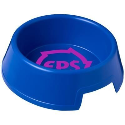 Picture of JET PLASTIC DOG BOWL in Blue