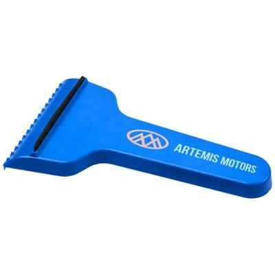 Picture of SHIVER T-SHAPED ICE SCRAPER in Blue
