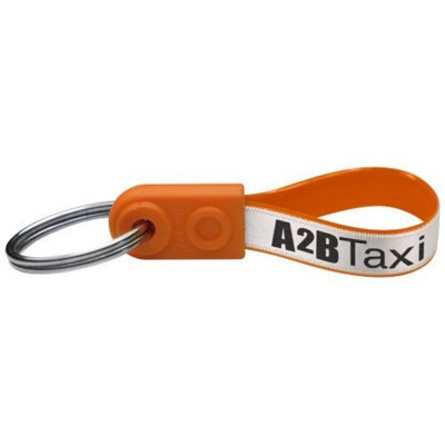 Picture of AD-LOOP ® MINI  KEYCHAIN in Orange