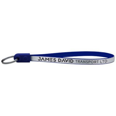 Picture of AD-LOOP ® JUMBO KEYRING CHAIN in Blue