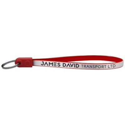 Picture of AD-LOOP ® JUMBO KEYRING CHAIN in Red