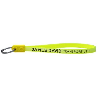 Picture of AD-LOOP ® JUMBO KEYRING CHAIN in Yellow