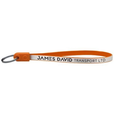 Picture of AD-LOOP ® JUMBO KEYRING CHAIN in Orange