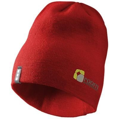 Picture of LEVEL BEANIE in Red