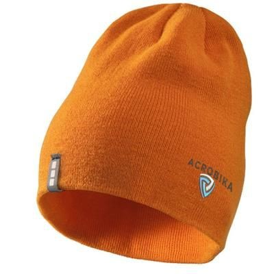Picture of LEVEL BEANIE in Orange