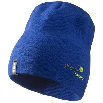 Picture of LEVEL BEANIE in Royal Blue