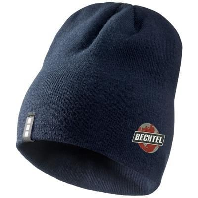 Picture of LEVEL BEANIE in Navy