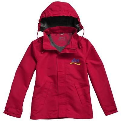 Picture of TOP SPIN JACKET in Red