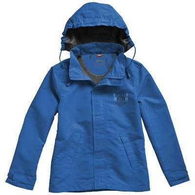 Picture of TOP SPIN JACKET in Light Blue