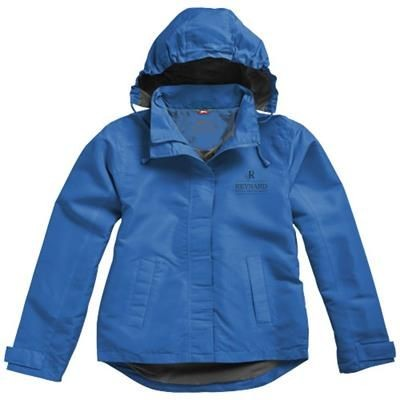 Picture of TOP SPIN LADIES JACKET in Light Blue