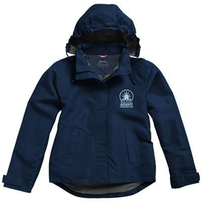 Picture of TOP SPIN LADIES JACKET in Navy