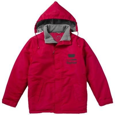 Picture of UNDER SPIN THERMAL INSULATED JACKET in Red