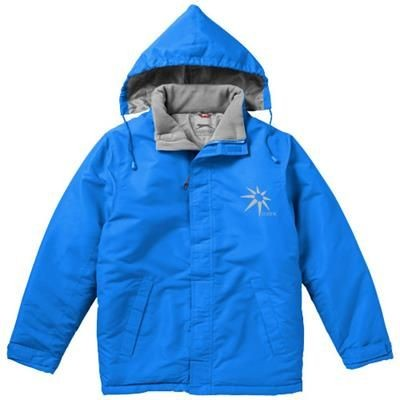 Picture of UNDER SPIN THERMAL INSULATED JACKET in Light Blue
