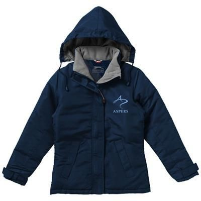Picture of UNDER SPIN LADIES THERMAL INSULATED JACKET in Navy