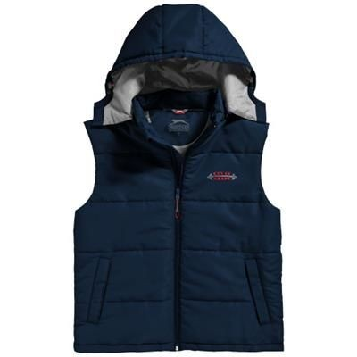 Picture of GRAVEL BODYWARMER in Navy