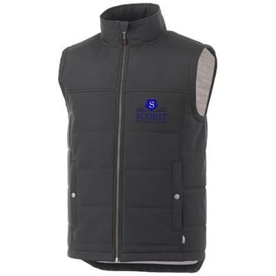 Picture of SWING THERMAL INSULATED BODYWARMER in Grey Smoke
