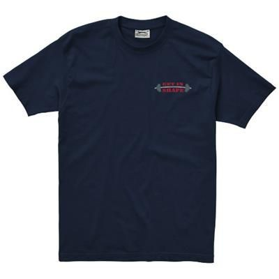 Picture of ACE SHORT SLEEVE MENS T-SHIRT in Navy