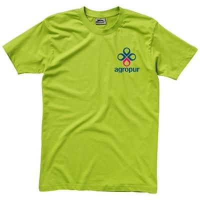 Picture of ACE SHORT SLEEVE MENS T-SHIRT in Apple Green