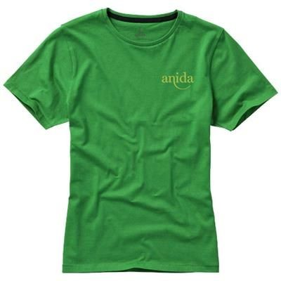 Picture of NANAIMO SHORT SLEEVE LADIES T-SHIRT in Fern Green